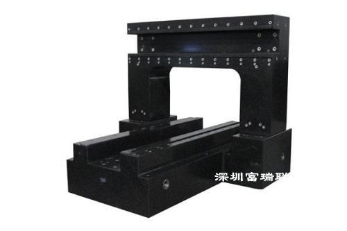 V型块花岗石机械构件