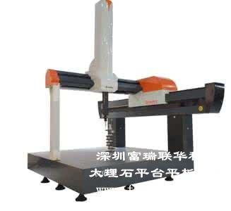 大理石平台测量