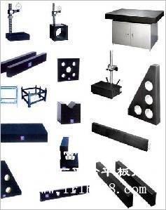 我国花岗石平板平台构件设备