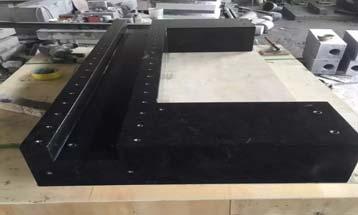 花岗岩t型槽铸铁平台