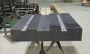 「大理石机械构件」大理石机械构件的优点是什么?