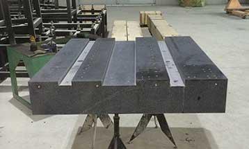 花岗石机械构件